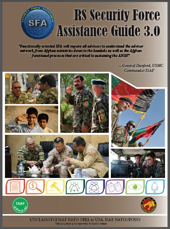 ISAF SFA Guide 3.0 July 2014