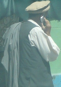 Cell Phones in Afghanistan