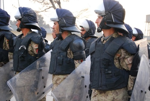 ANCOP - Afghan National Civil Order Police