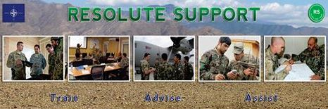 Resolute Support Mission - Train Advise and Assist