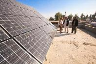 Solar Energy Project in Nawa District Helmand Province Afghanistan