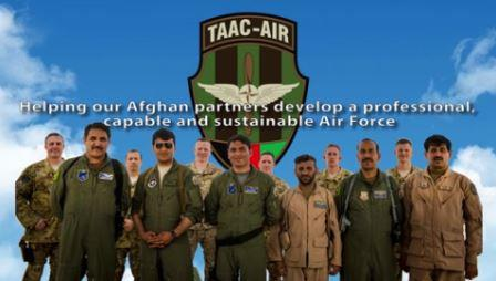 TAAC-Air Advisors in Afghanistan