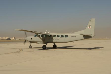 C-208 Cessna Afghan Air Force