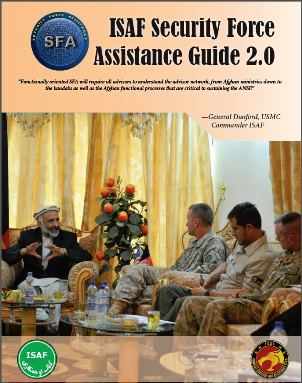 ISAF Security Force Assistance Guide 2.0