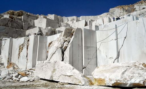 Marble Quarry in Herat, Afghanistan