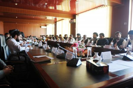 Uruzgan Provincial Development Council Meeting