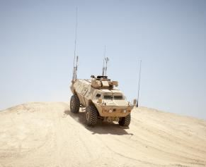 MSFV - Mobile Strike Force Vehicle of ANA