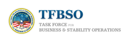 Task Force for Business and Stability Operations (TFBSO)