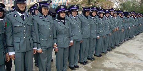 Women's Police Corps - Afghanistan